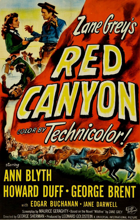 o red canyon 1949 be2a